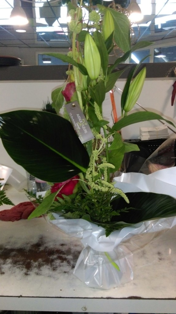 Avenue Des Fleurs Fleuriste De Nouvelles Villes 01 41