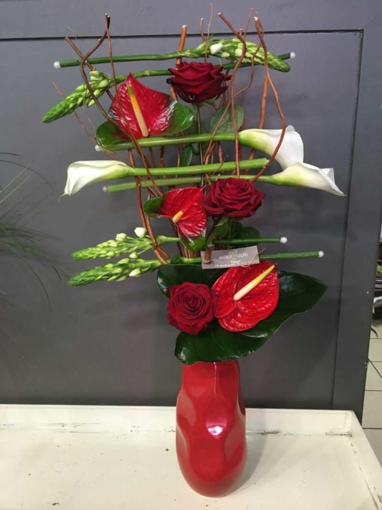 Avenue Des Fleurs Fleuriste De Nouvelles Villes 1111 39