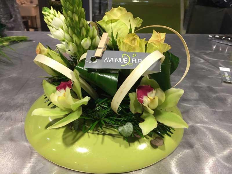 Avenue Des Fleurs Fleuriste De Nouvelles Villes 1111 44