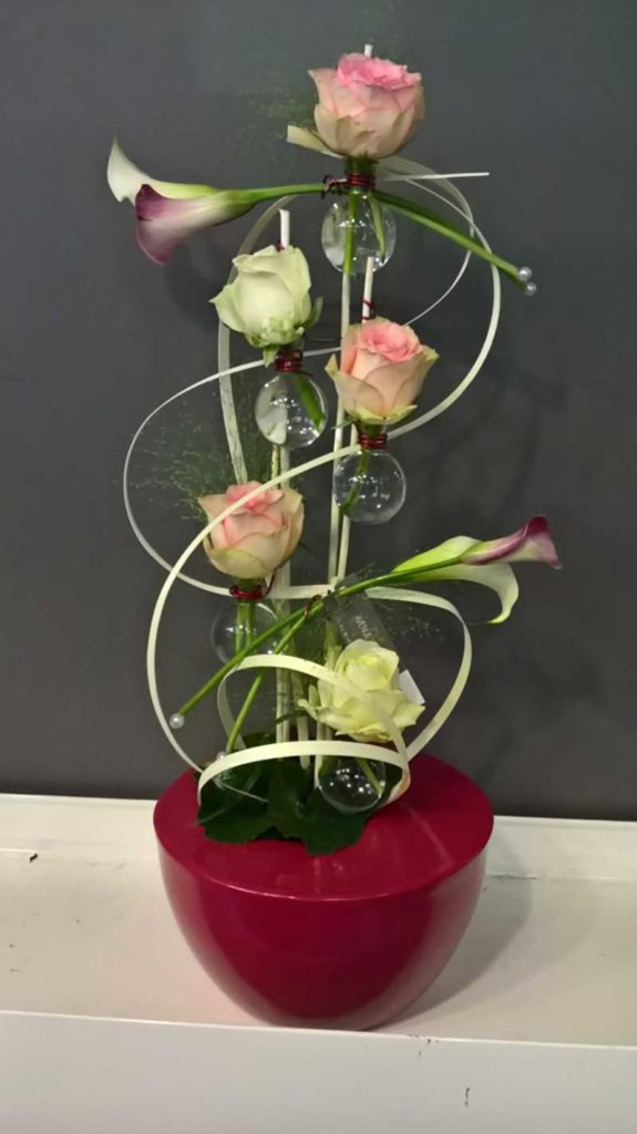Avenue Des Fleurs Fleuriste De Nouvelles Villes 1111 49