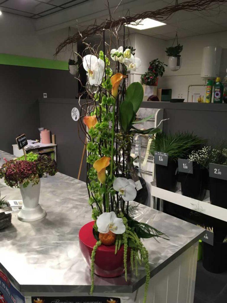 Avenue Des Fleurs Fleuriste De Nouvelles Villes 22 1