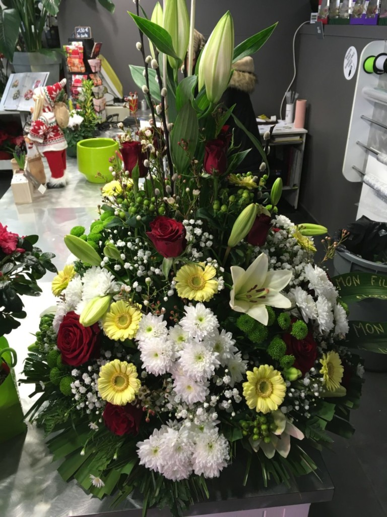 Avenue Des Fleurs Fleuriste De Nouvelles Villes 4444