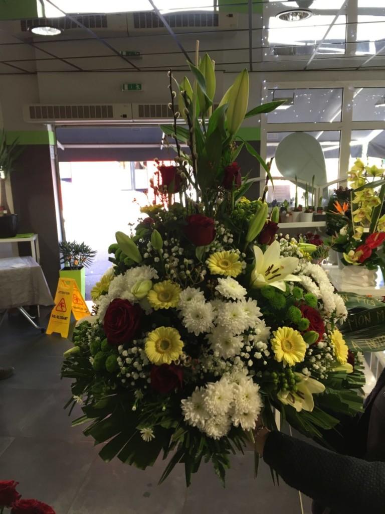 Avenue Des Fleurs Fleuriste De Nouvelles Villes 5555