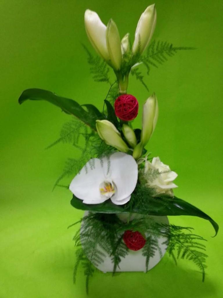 Avenue Des Fleurs Fleuriste De Nouvelles Villes 62 1