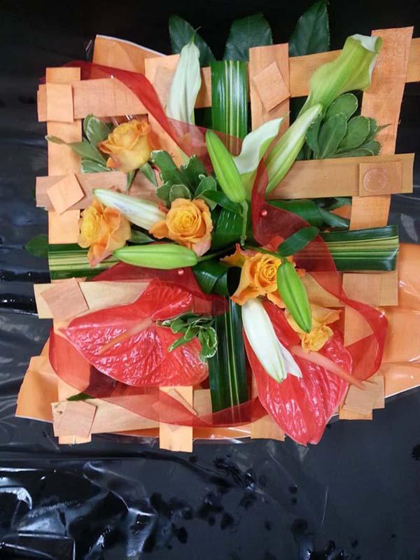 Avenue Des Fleurs Fleuriste De Nouvelles Villes 80