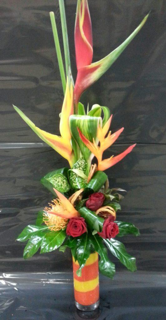 Avenue Des Fleurs Fleuriste De Nouvelles Villes A10