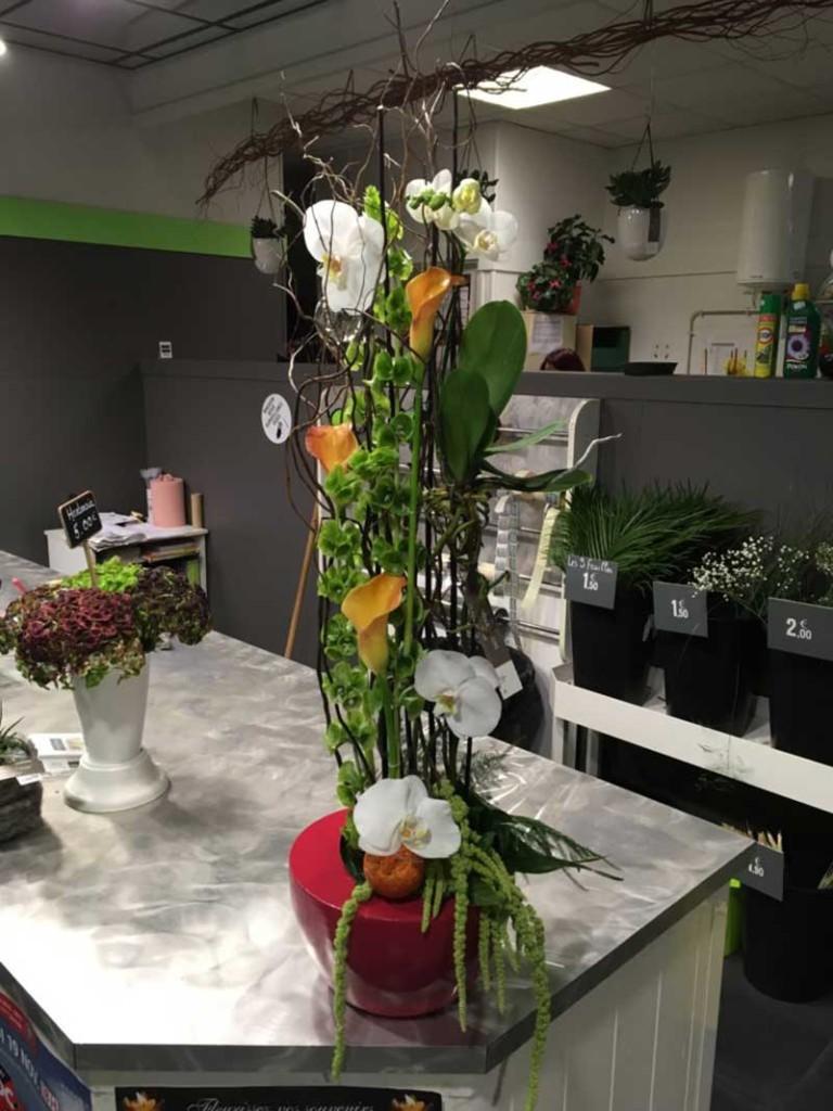 Avenue Des Fleurs Fleuriste De Nouvelles Villes A2