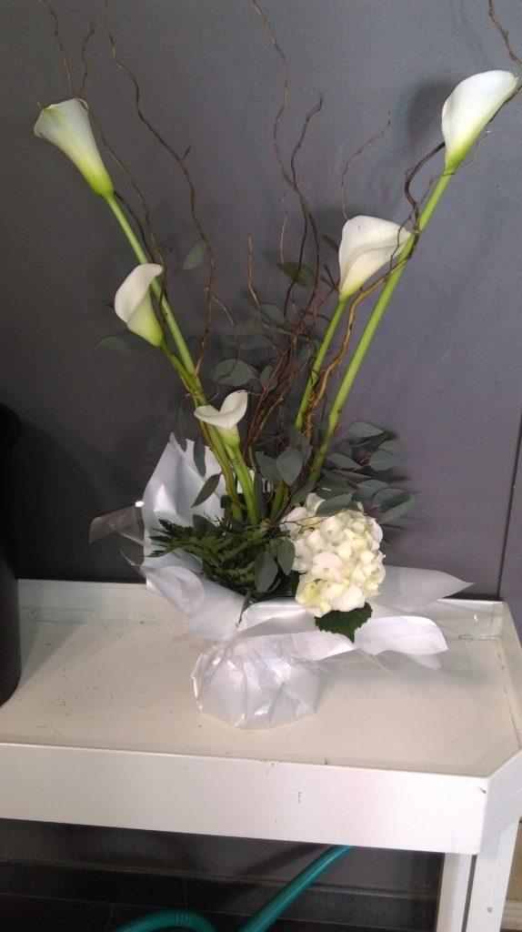 Avenue Des Fleurs Fleuriste De Nouvelles Villes A23