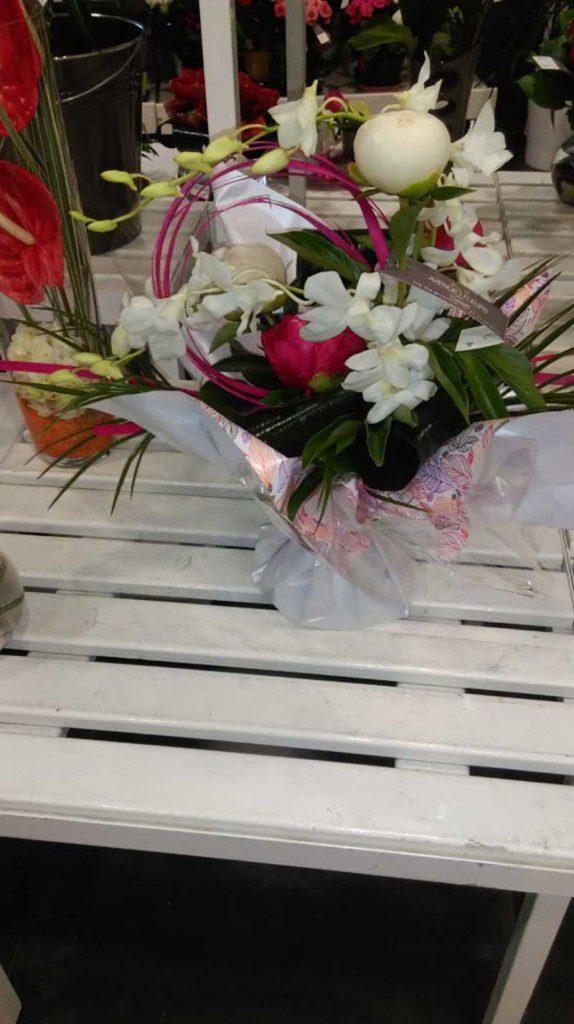 Avenue Des Fleurs Fleuriste De Nouvelles Villes A25