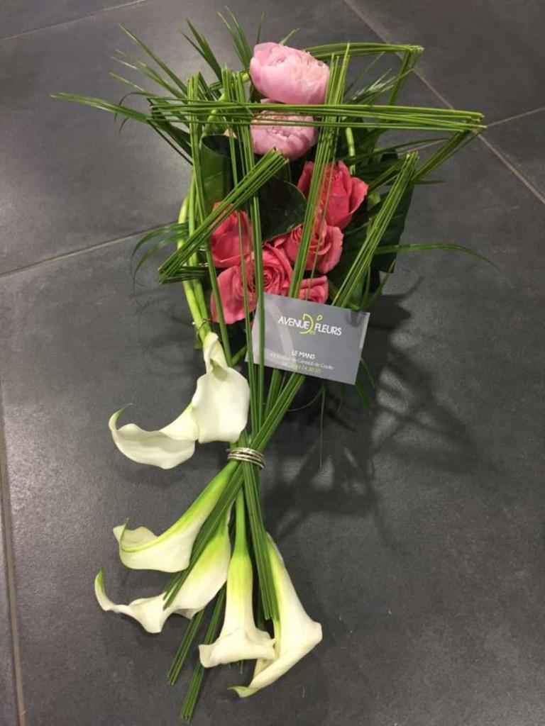Avenue Des Fleurs Fleuriste De Nouvelles Villes A50