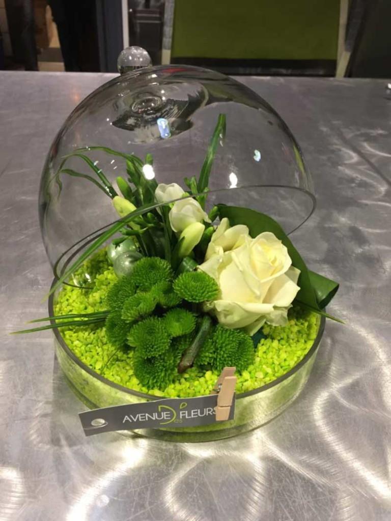 Avenue Des Fleurs Fleuriste De Nouvelles Villes A53