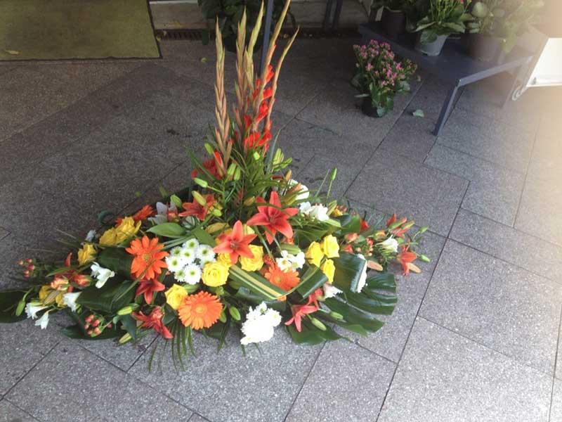 Avenue Des Fleurs Fleuriste De Nouvelles Villes A71