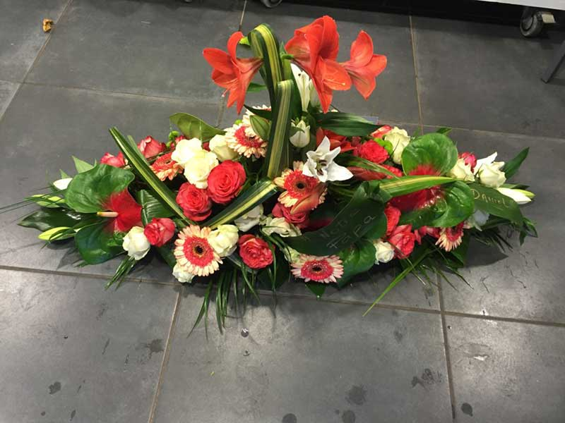 Avenue Des Fleurs Fleuriste De Nouvelles Villes A76