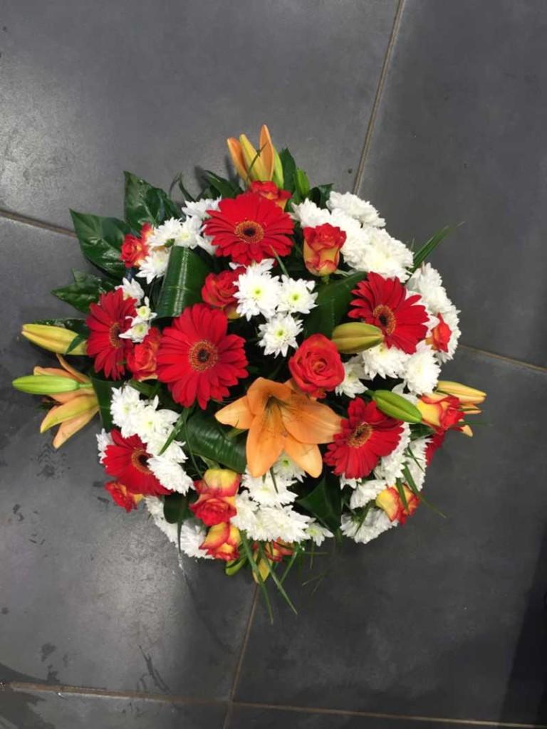 Avenue Des Fleurs Fleuriste De Nouvelles Villes A79