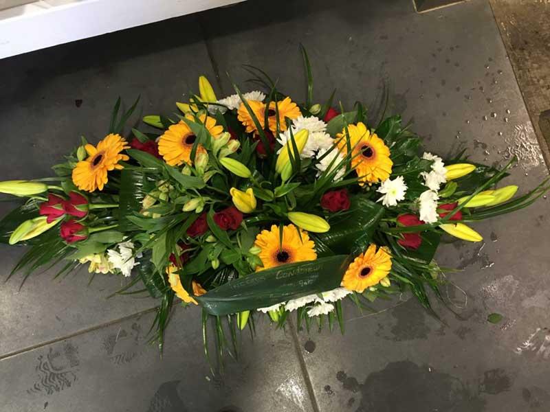 Avenue Des Fleurs Fleuriste De Nouvelles Villes A82