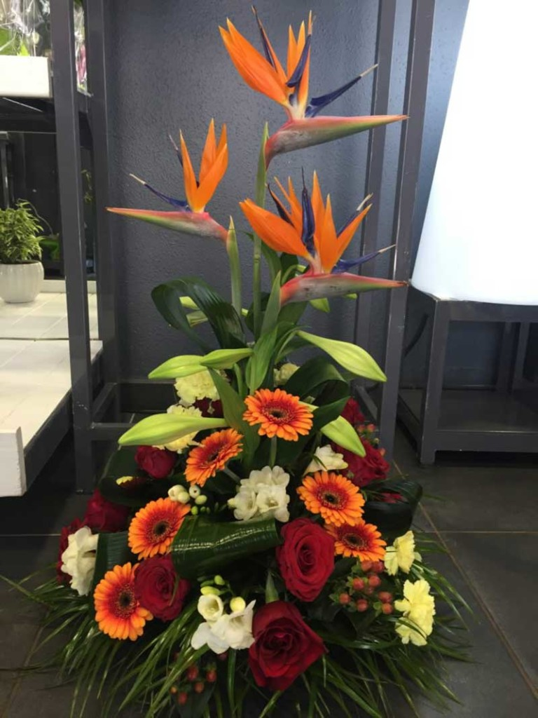 Avenue Des Fleurs Fleuriste De Nouvelles Villes A94
